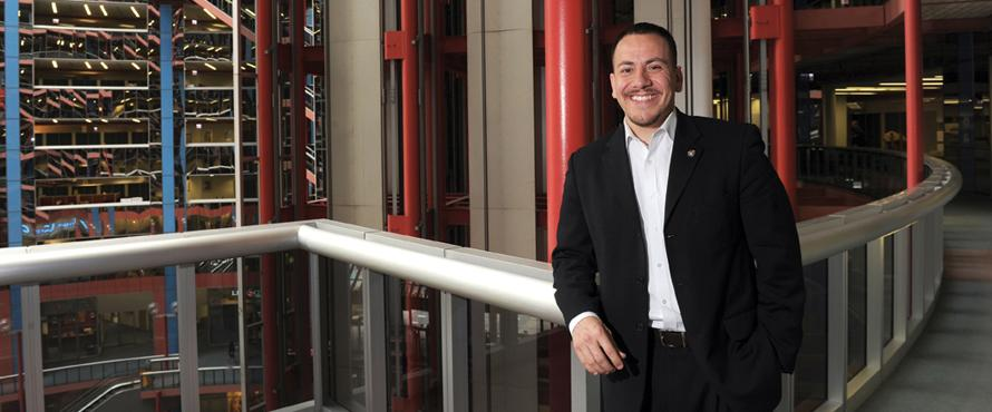 Rodrigo Garcia, B.S. '07, Business and Management