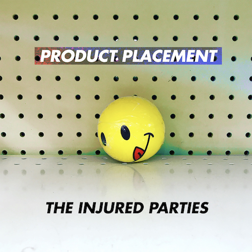 "Image of ""Product Placement"" album cover"