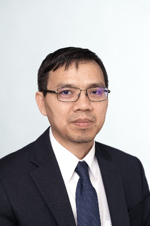 Photo of Dr. Tung Cu