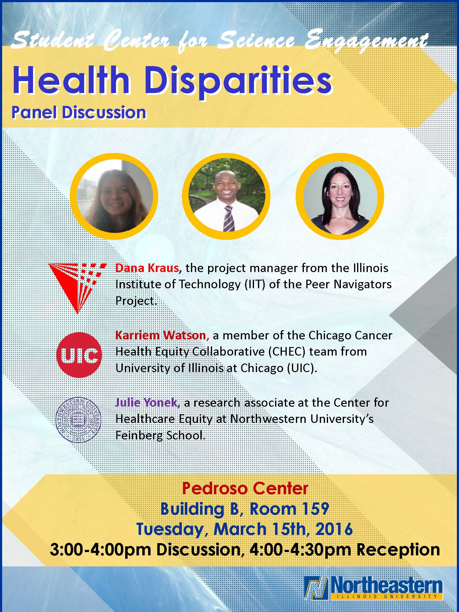 Health Disparities Panel Discussion