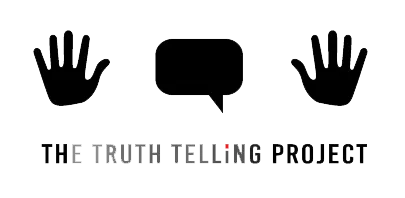 The truth telling project logo