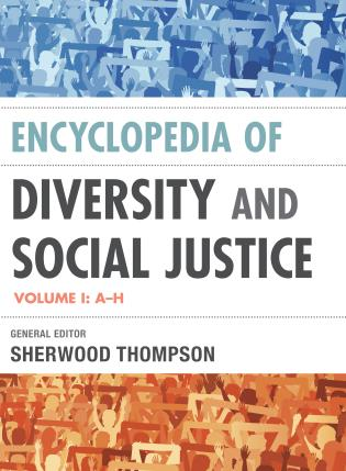Encyclopedia of Diversity and Social Justice Cover