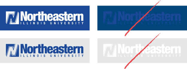 University logo color image
