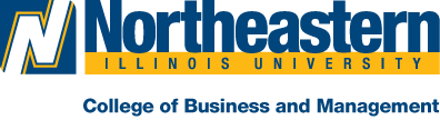 NEIU College of Business and Management Logo