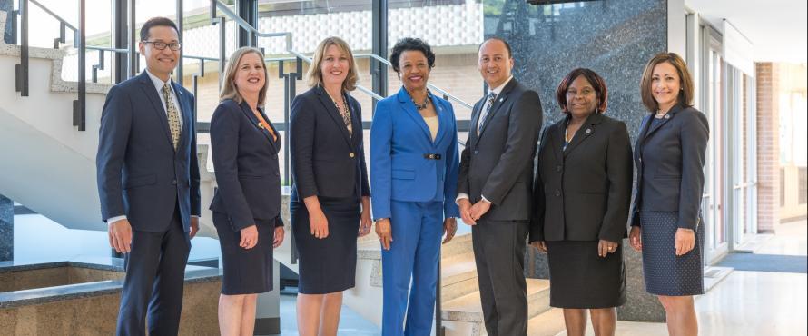 Executive Team | Northeastern Illinois University