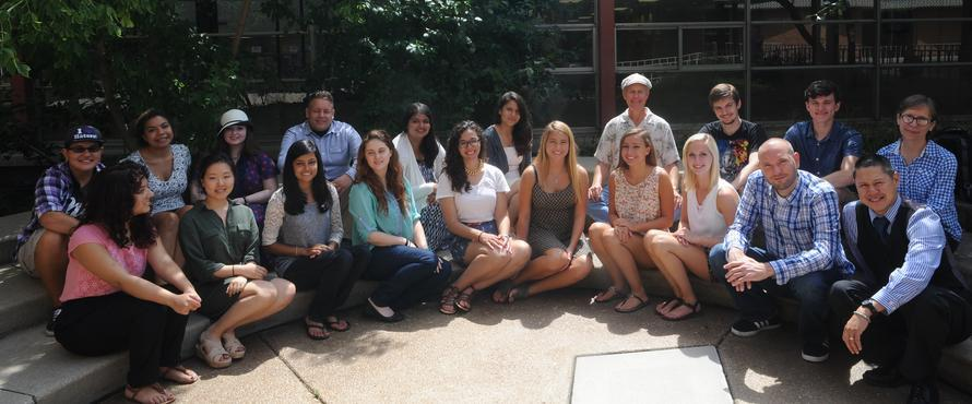 New Honors Students and Scholars Fall 2014