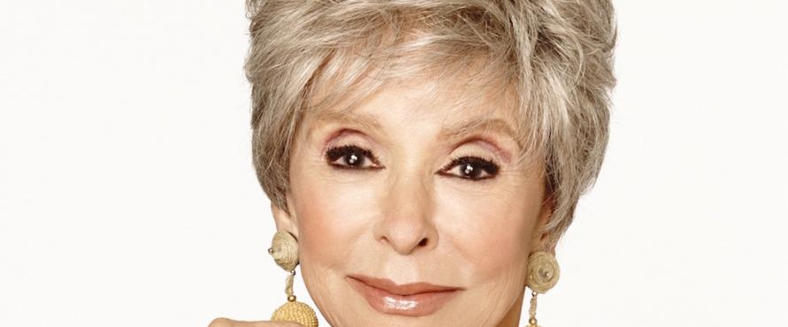 Rita Moreno (photo by Mark Hill)