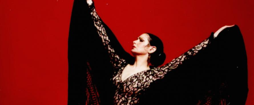 Dame Libby Komaiko, founder and artistic director of Ensemble Espanol Spanish Dance Theatre