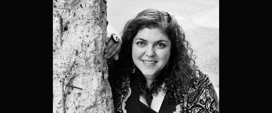 Author Randa Jarrar