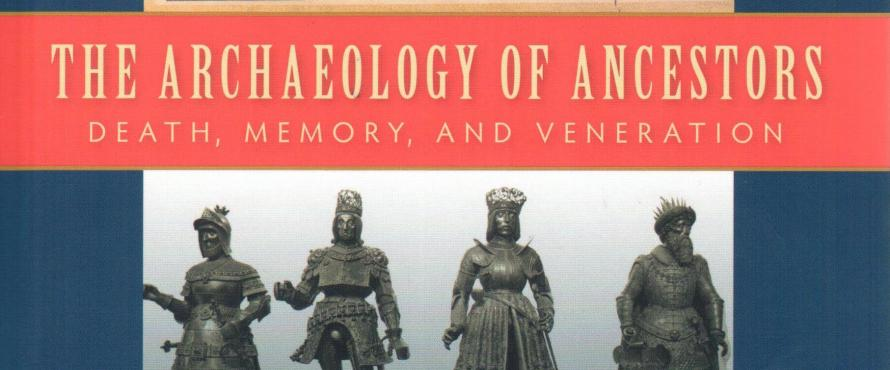 The Archaeology of Ancestors book cover