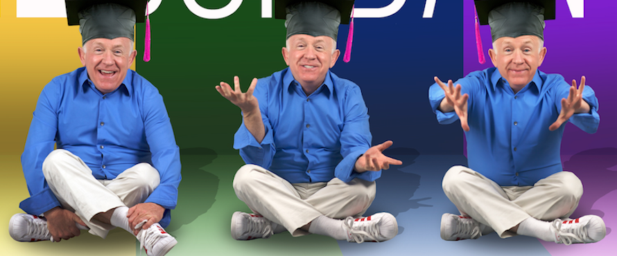 Promotional image of Leslie Jordan