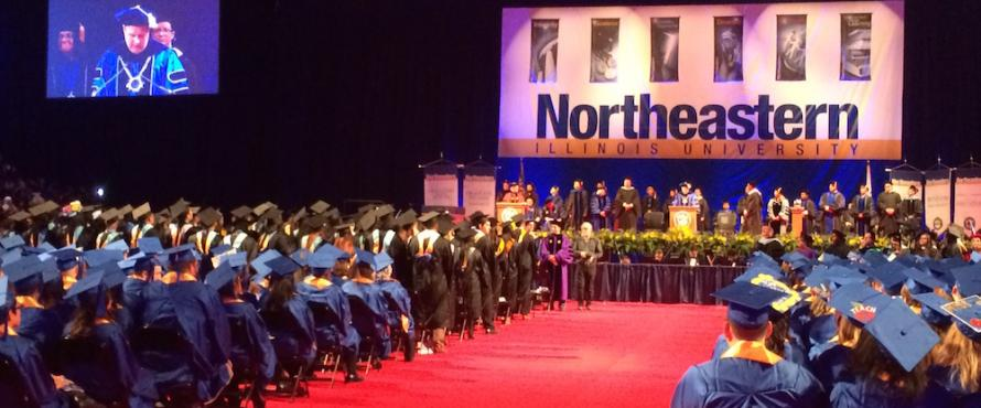 Northeastern Illinois University December 2016 Commencement