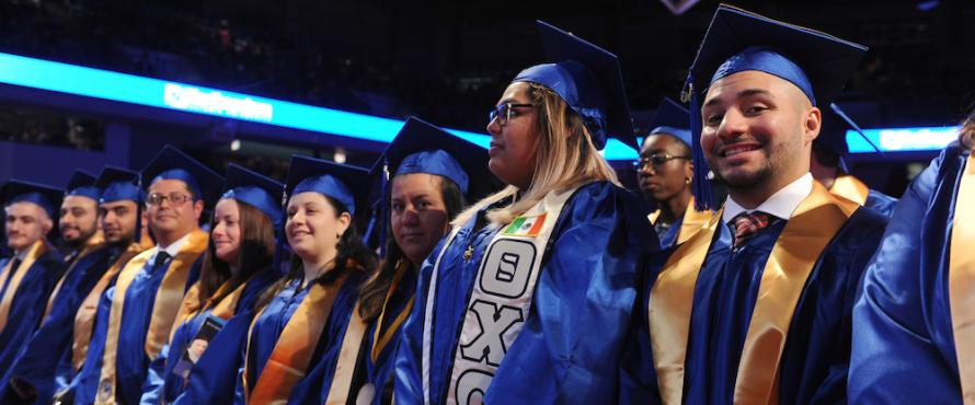 December 2016 Commencement for Northeastern Illinois University