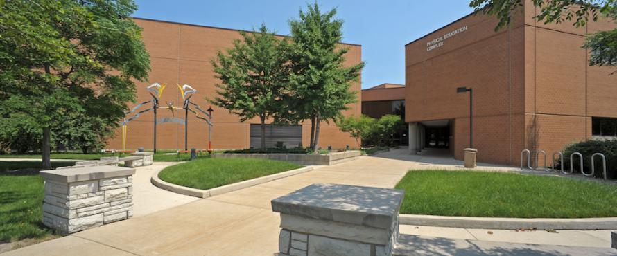 Northeastern Illinois University Physical Education Complex