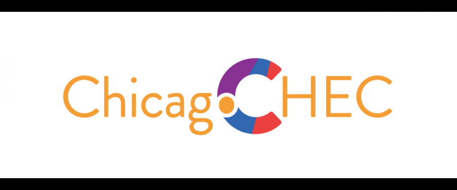 The ChicagoCHEC logo