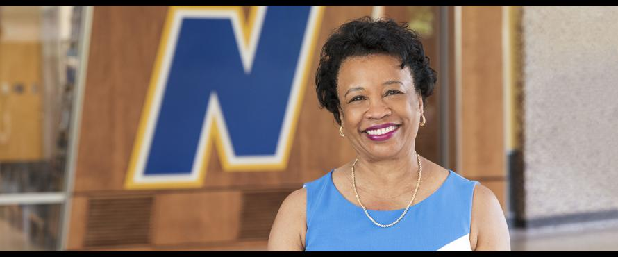 New Northeastern President Dr. Gloria J. Gibson