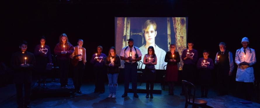 "The Vigil from ""The Laramie Project"" 2016"