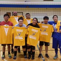 How I Set Your Mother (Volleyball Champions) Fall 2017