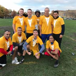 Killer Biscuits (Flag Football Champions) Fall 2017