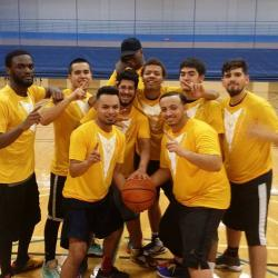 We Out Here DABBAH ( Sunday Basketball League) Fall 2017