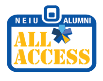 NEIU Alumni All Access Logo