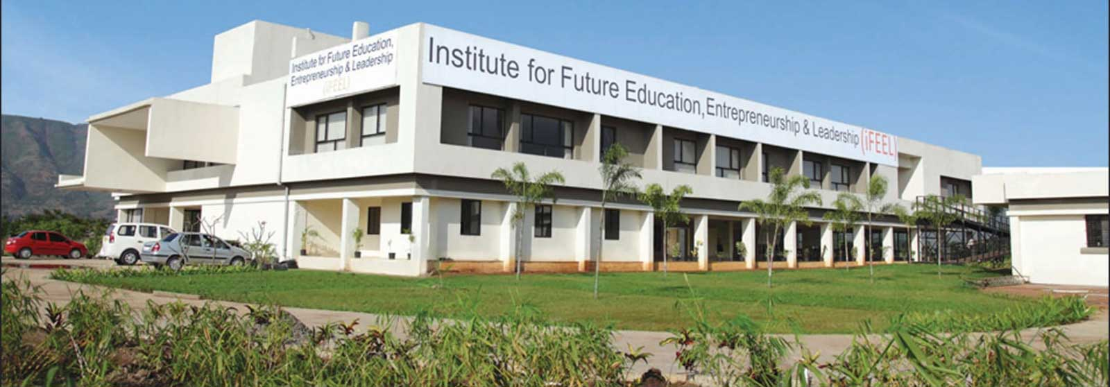 Institute for Future Education building